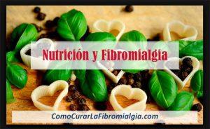 Fibromialgia Alimentación y Nutrición
