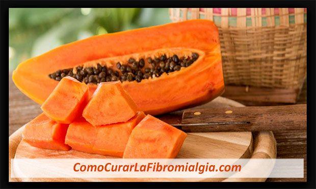 Papaya y Fibromialgia