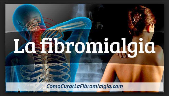 cura para fibromialgia