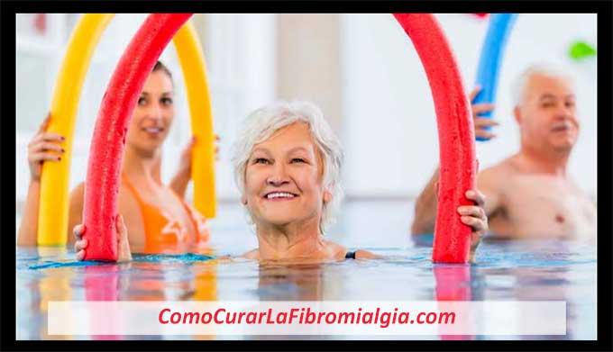 Ejercicios para Fibromialgia