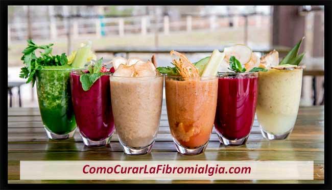 Jugos Naturales para Fibromialgia
