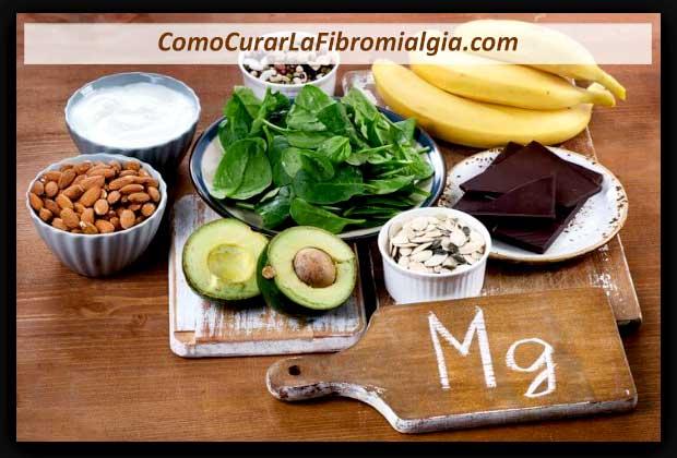 Magnesio para Fibromialgia
