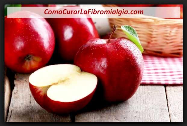 Manzanas para la fibromialgia