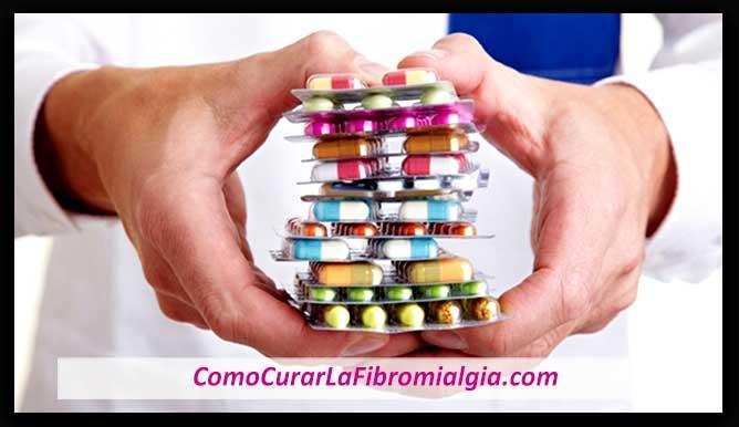 Medicamentos para la Fibromialgia