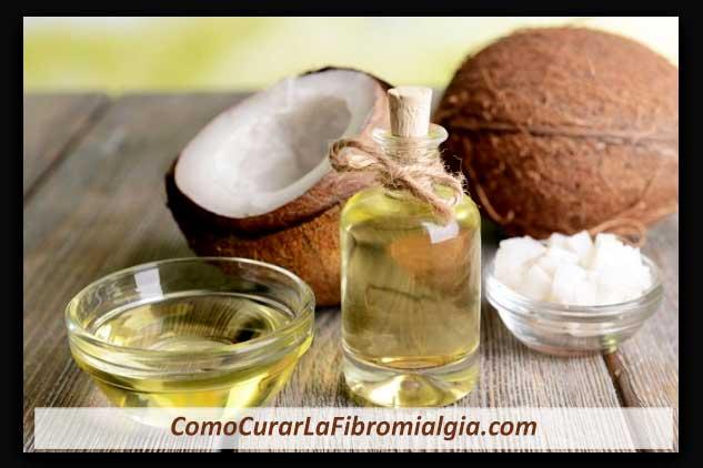 Fibromialgia y aceite de coco