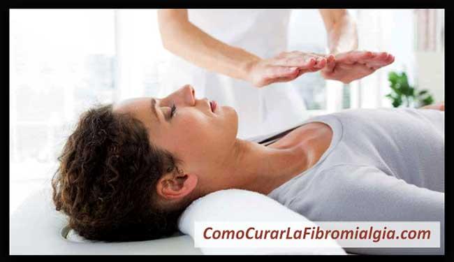 Reiki para Fibromialgia