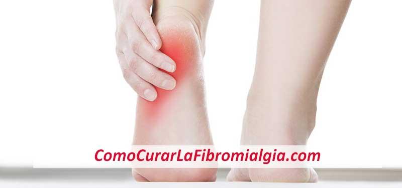 Dolor en los pies y fibromialgia