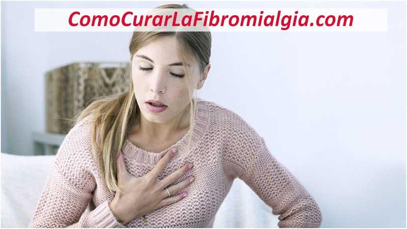 Dolor en el Pecho y Fibromialgia