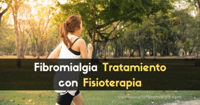 Fibromialgia Tratamiento con Fisioterapia