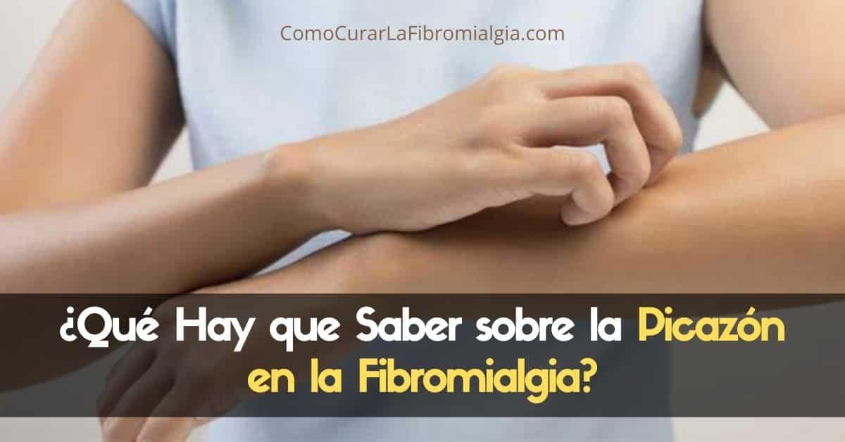 Qué Hay que Saber sobre la Picazón en la Fibromialgia