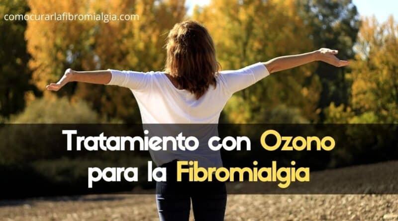 Tratamiento con Ozono para la Fibromialgia